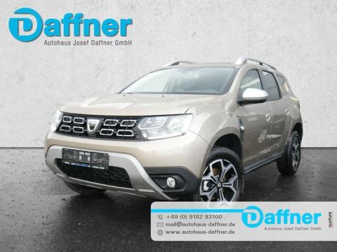 Dacia Duster SCe Rück 6