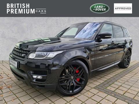 Land Rover Range Rover Sport SDV8 HSE Dynamic 22