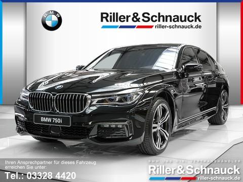 BMW 750 iA xDrive M-Sportpaket SITZBELÜFTUNG
