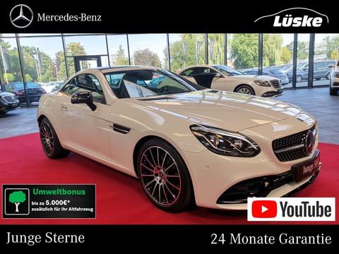 Mercedes-Benz SLC 300 9.6 AMG Line Night designo 753