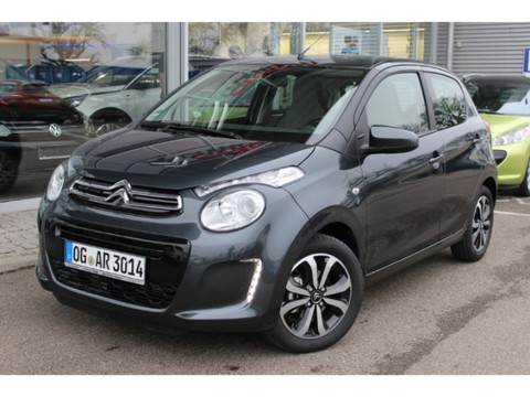 Citroën C1 1.2 VTi Shine 82 Touch