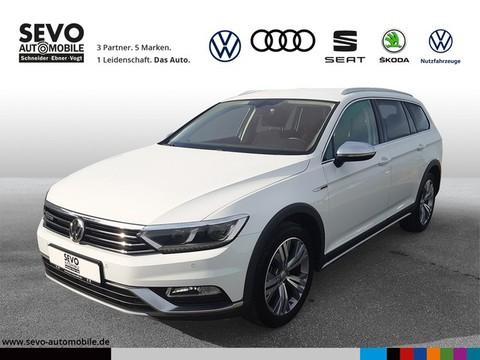 Volkswagen Passat Variant 2.0 TDI Alltrack