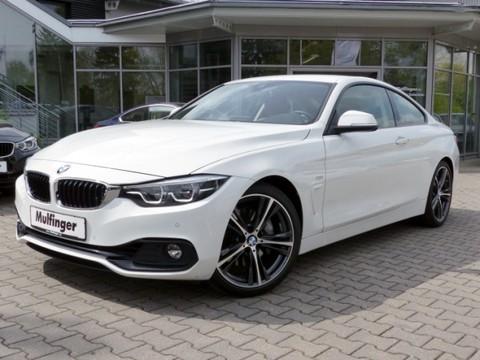 BMW 440 i Coupé Sp-A HiFi