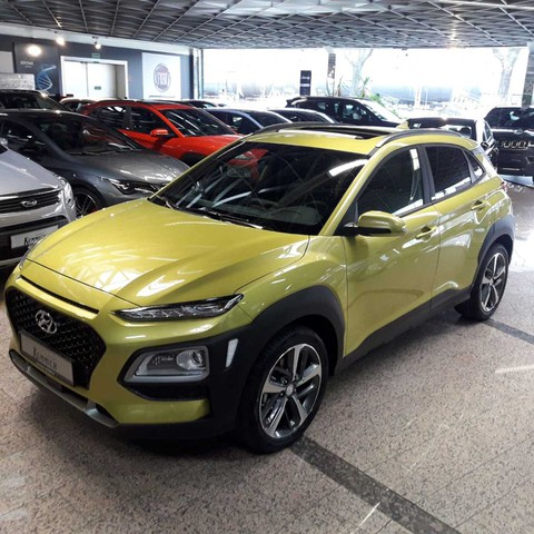 Hyundai Kona 1.0 T-GDi Advantage PLUS S
