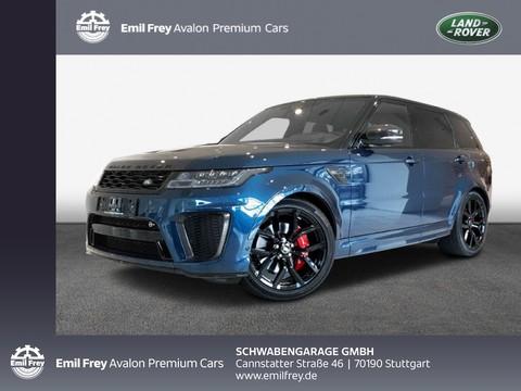 Land Rover Range Rover Sport 5.0 P575 V8 SVR 423ürig
