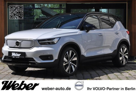 Volvo XC 40 P8 AWD Recharge Pure Electric
