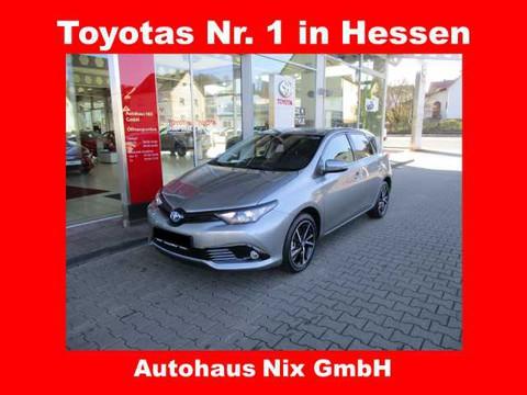Toyota Auris 1.8 VVT-i Hybrid Automatik Team Deutschland