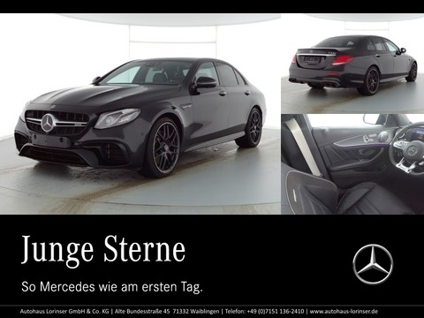 Mercedes-Benz E 63 AMG S ° SITZKLIMA