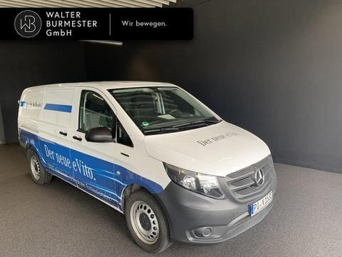 Mercedes-Benz eVito Kasten lang Holzboden
