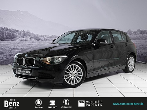BMW 114 i 8-FACH EL START-STOP