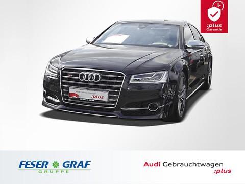 Audi S8 4.0 TDI qu Luftfeder