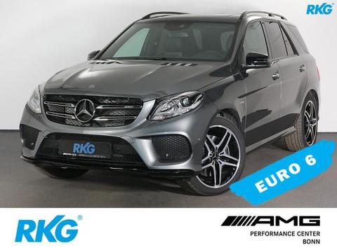Mercedes GLE 43 AMG Burmester Spur-Paket Night