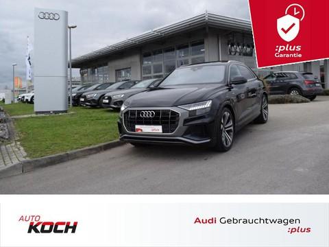Audi Q8 50 TDI q S-Line 3x &O Dämmglas
