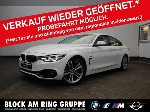 BMW 420 i Gran Coupé Lines LMR