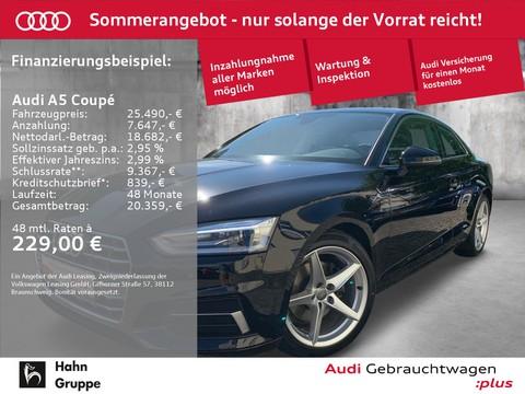 Audi A5 2.0 TDI Coupé Sitz Einpark