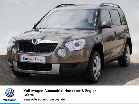Skoda Yeti 2.0 TDI Sunset
