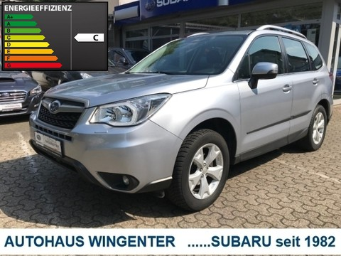 Subaru Forester 2.0 Exclusive i Lineatronic