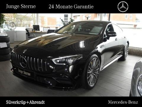 Mercedes-Benz AMG GT 43 Carbon Dynamic Plus Rid