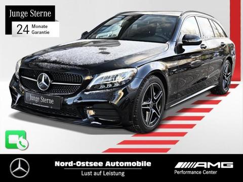 Mercedes-Benz C 200 T AMG Line Night
