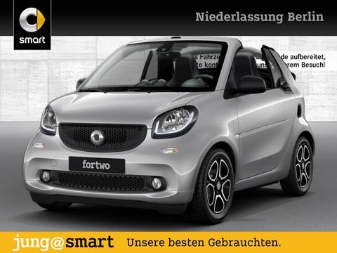 smart ForTwo cabrio 66kW prime