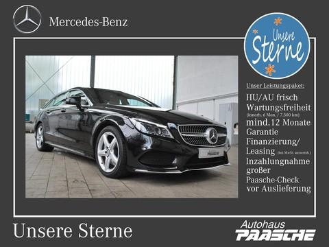 Mercedes CLS 400 Shooting Brake AMG Line