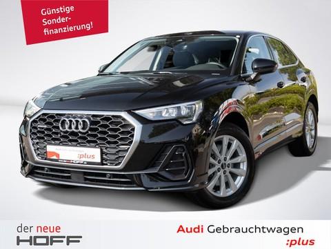 Audi Q3 Sportback Licht Komfort Ke