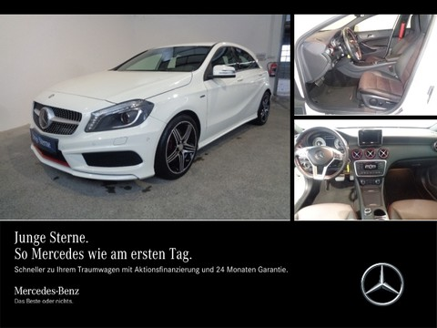 Mercedes A 250 Sport AMG-Excl