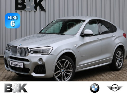 BMW X4 xDrive30d M Sport