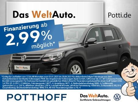 Volkswagen Tiguan 2.0 TDI LOUNGE