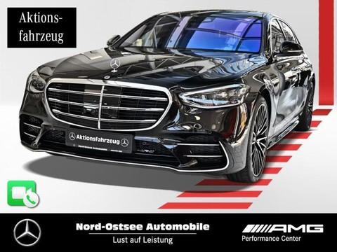 Mercedes-Benz S 500 lang AMG DIGITAL-LIGHT 3D-DISPLAY