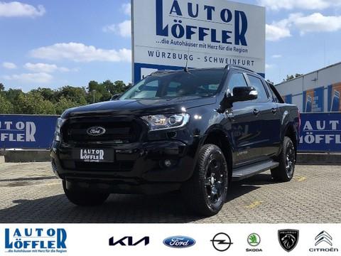 Ford Ranger Doppelkabine Limited