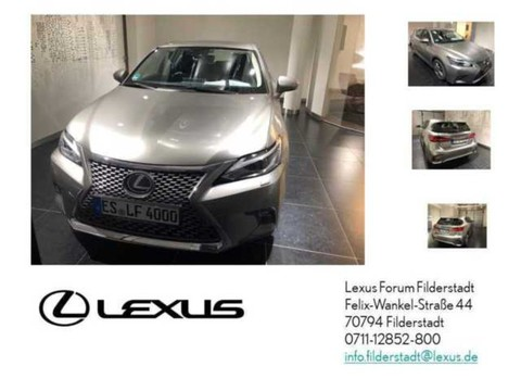 Lexus CT 200h Amazing