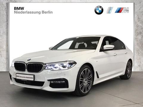 BMW 530 d Lim M Sport Komfortsitze
