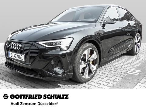 Audi e-tron Sportback S-line 55 Quattro Up Verfügbar