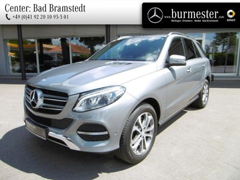 Mercedes-Benz GLE 500 undefined