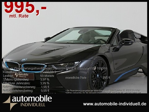 BMW i8 Roadster Halo Laser H&K