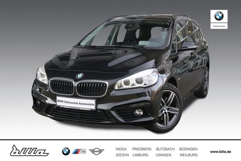 BMW 218 Gran Tourer d Sport Line HiFi