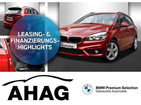 BMW 225 Active Tourer iPerformance Steptronic Advantage Automatik Schn