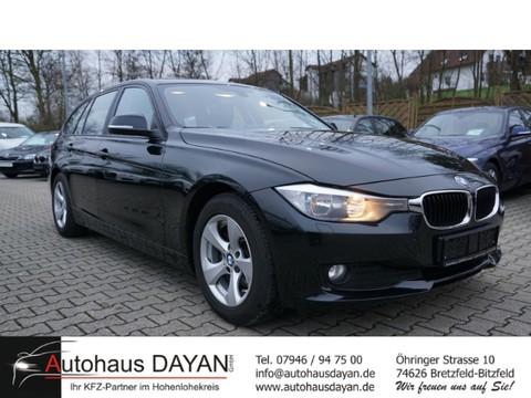 BMW 320 d EfficientDynamics Edition