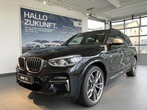 BMW X3 M40d BELÜF KOM LIVE