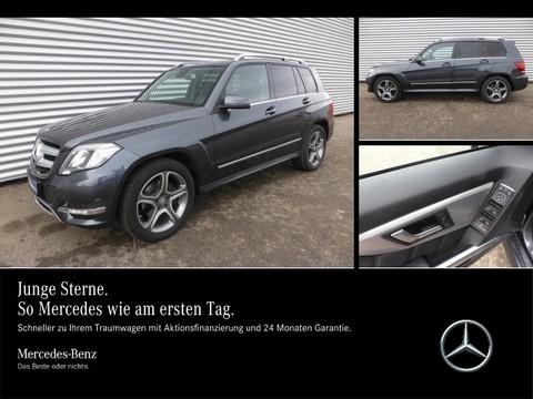 Mercedes GLK 220 Spur-P