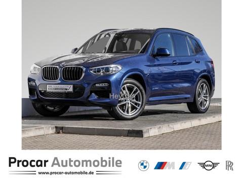 BMW X3 xDrive20d M Sport Finanz