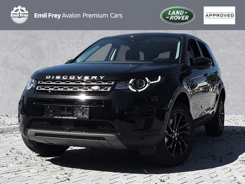 Land Rover Discovery Sport D150 SE 110ürig (Diesel)