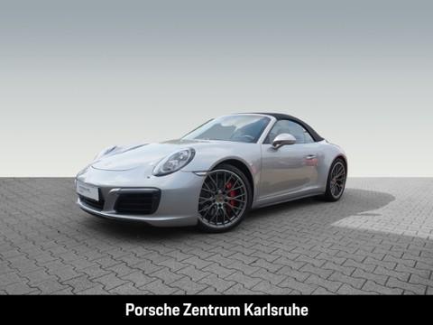 Porsche 991 911 Carrera 4S Cabrio Bi