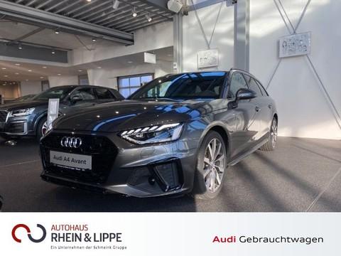 Audi A4 Avant S line 40TFSI Stadt Tour