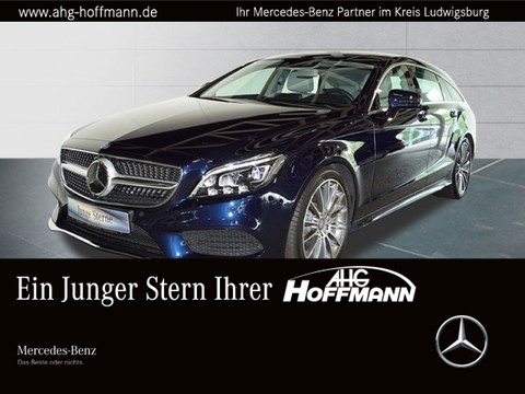 Mercedes CLS 400 Shooting Brake AMG