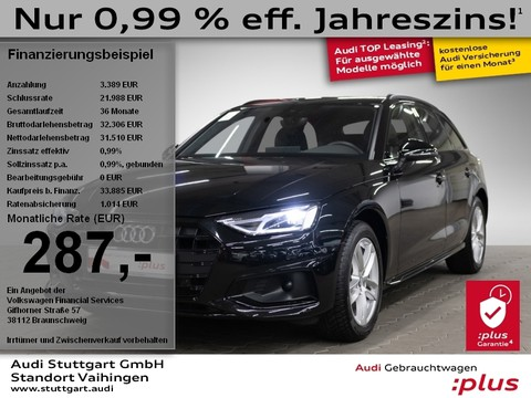 Audi A4 Avant advanced 35 TDI