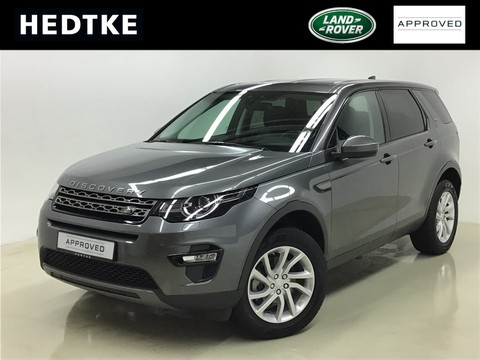 Land Rover Discovery Sport 2.0 l TD4 Automatik