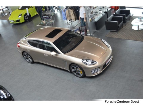 Porsche Panamera 4.8 Turbo S Executive SURROUND VIEW