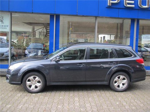 Subaru OUTBACK 2.0 D Lineartronic Active